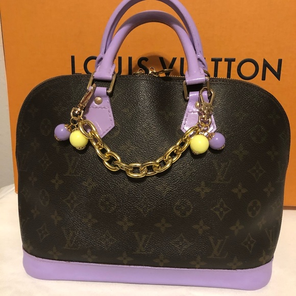 1150c3ac7f1 Louis Vuitton Bags | Authentic Monogram Alma Pm | Poshmark